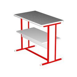 Стол упаковок СУП (1000x600x900)
